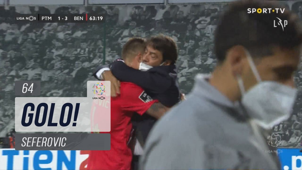 GOLO! SL Benfica, Seferovic aos 64', Portimonense ...