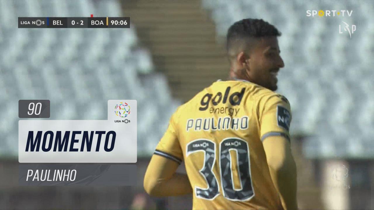 Boavista FC, Jogada, Paulinho aos 90'