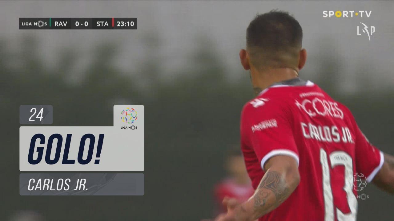 GOLO! Santa Clara, Carlos Jr. aos 24', Rio Ave FC ...