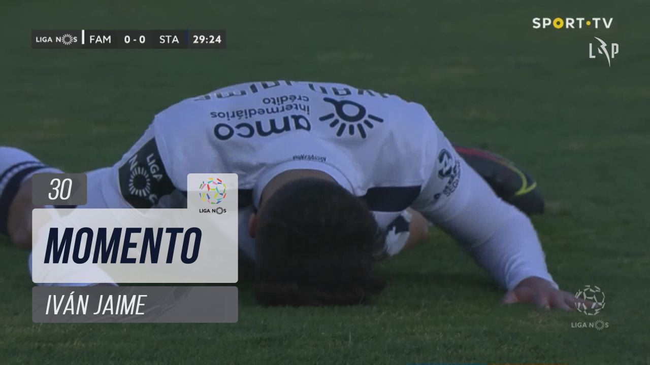 FC Famalicão, Jogada, Iván Jaime aos 30'