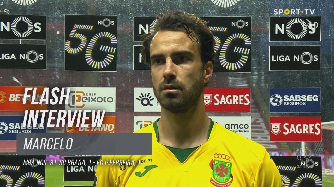 """Marcelo: """"Se houvesse um vencedor, era o Paços"""""""