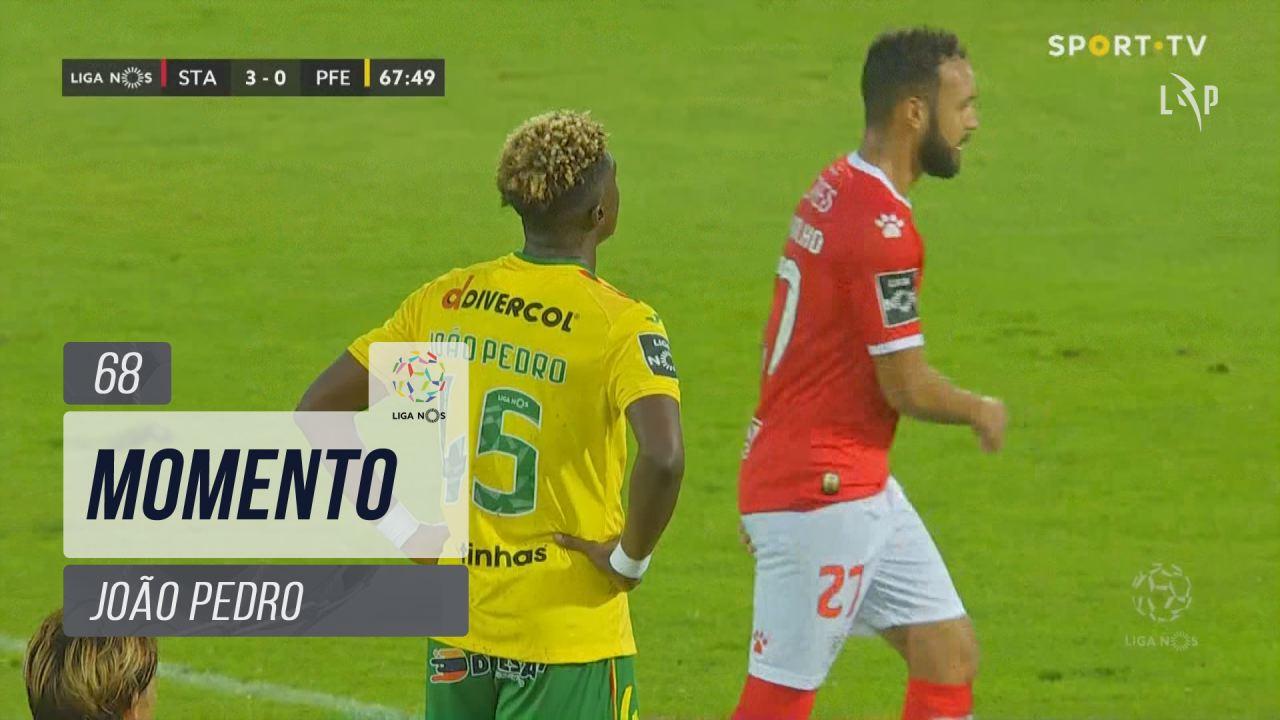 FC P.Ferreira, Jogada, João Pedro aos 68'
