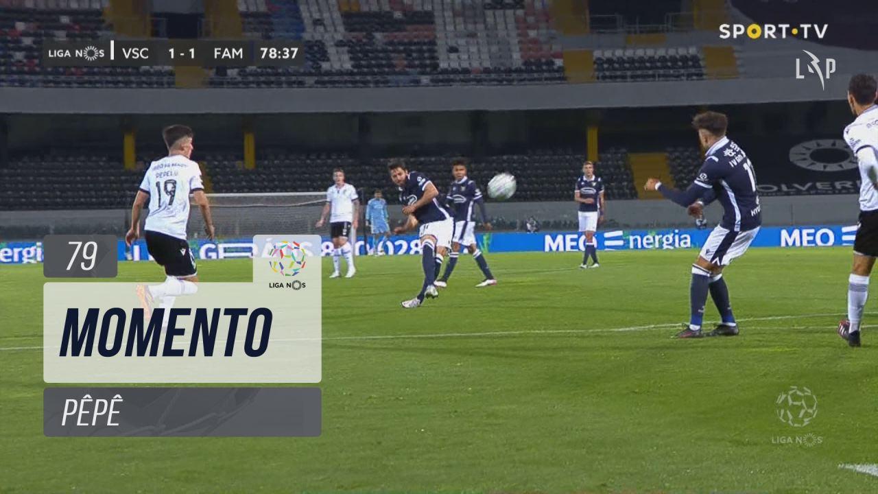 FC Famalicão, Jogada, Pêpê aos 79'
