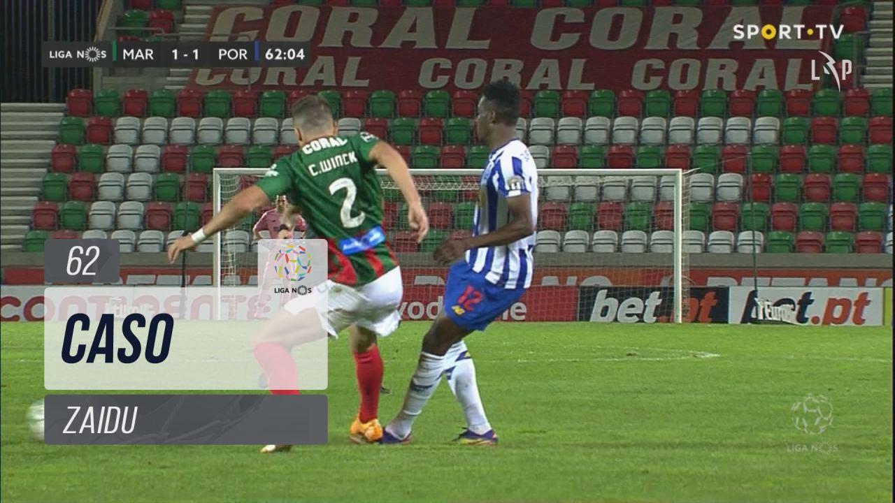 FC Porto, Caso, Zaidu aos 62'