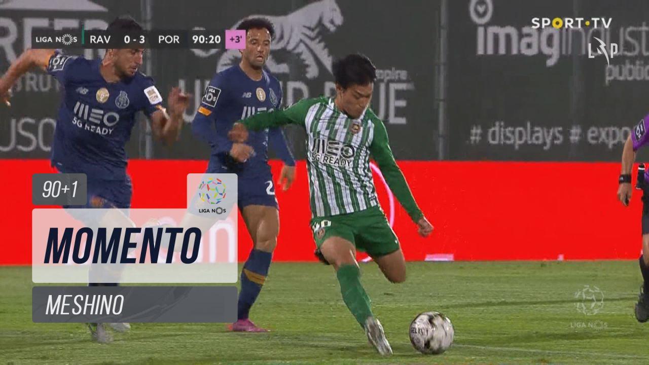 Rio Ave FC, Jogada, Meshino aos 90'+1'