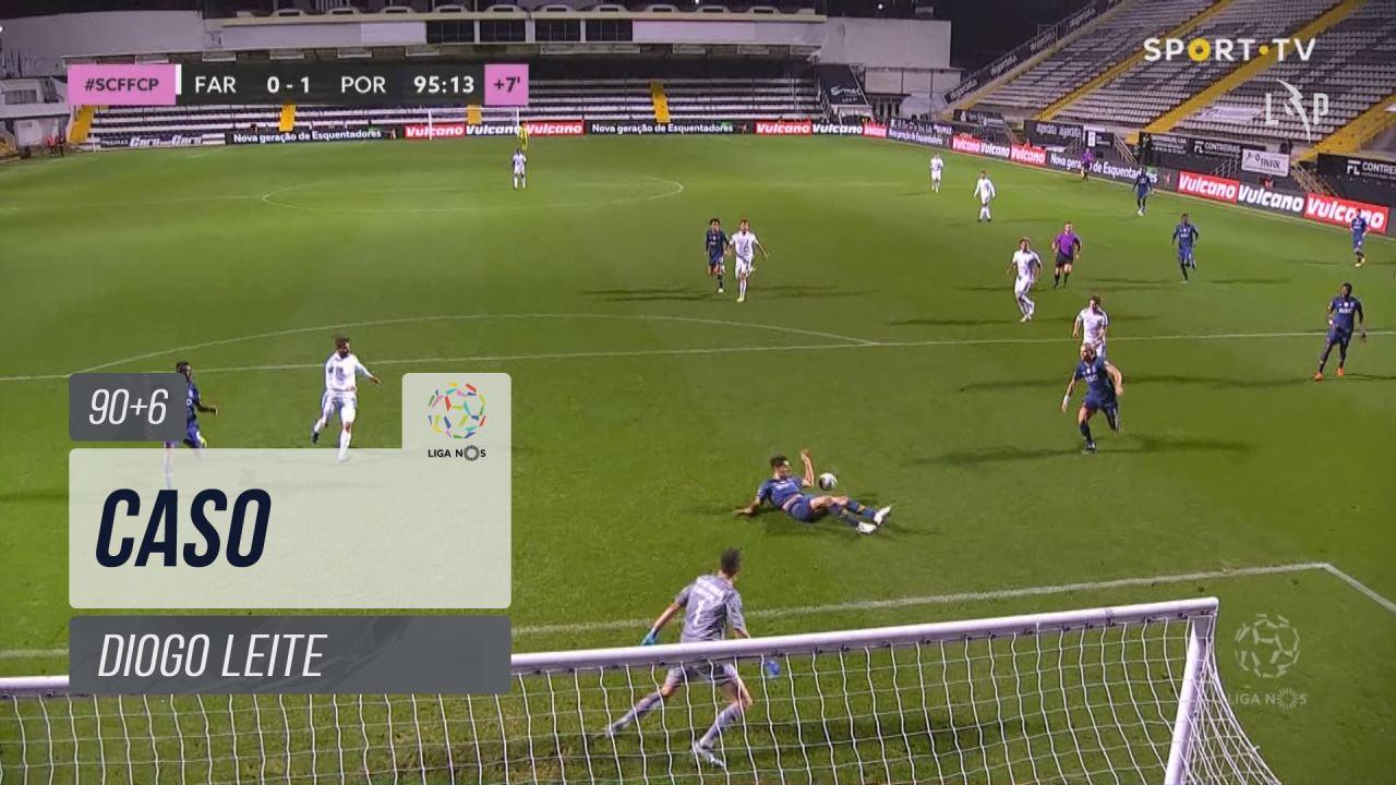 FC Porto, Caso, Diogo Leite aos 90'+6'