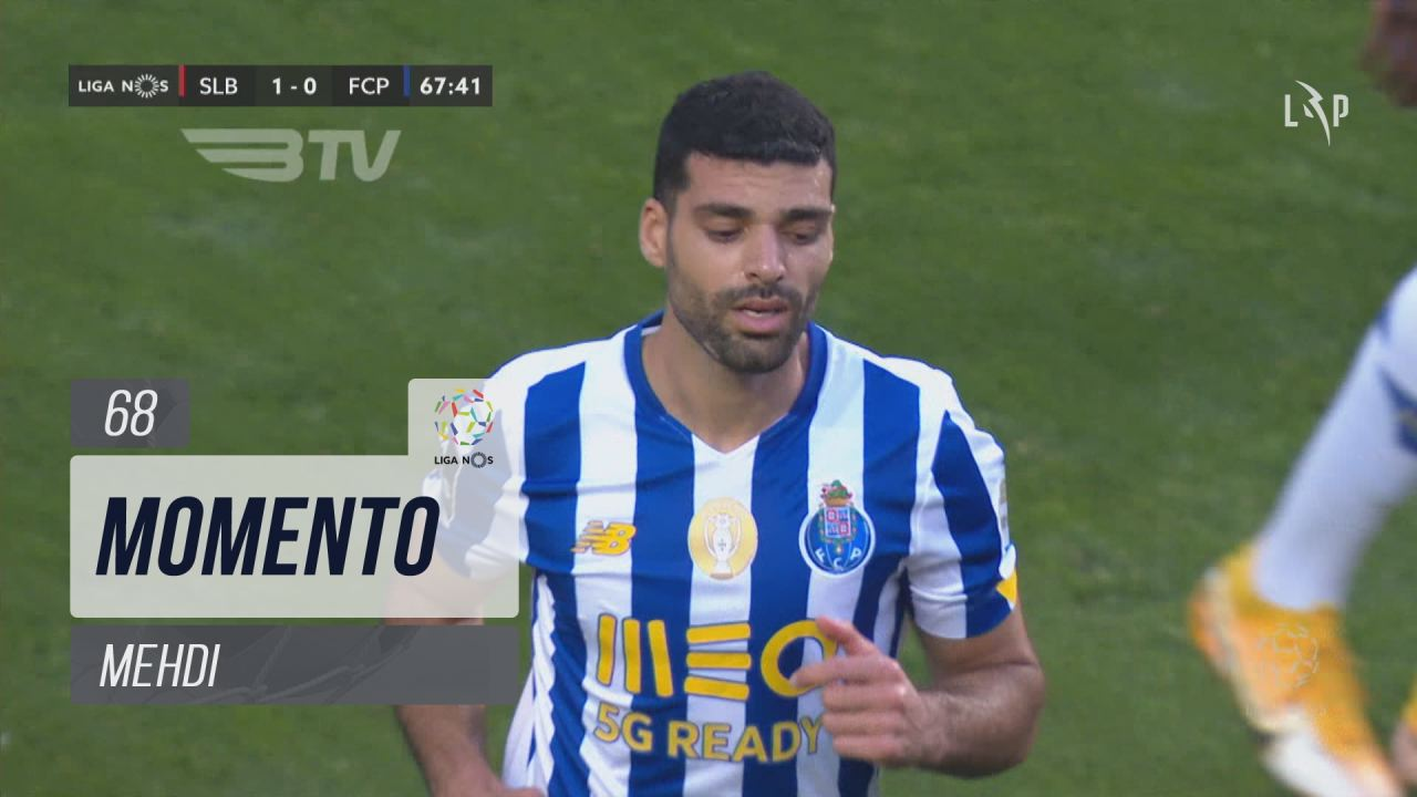 FC Porto, Jogada, Mehdi aos 68'