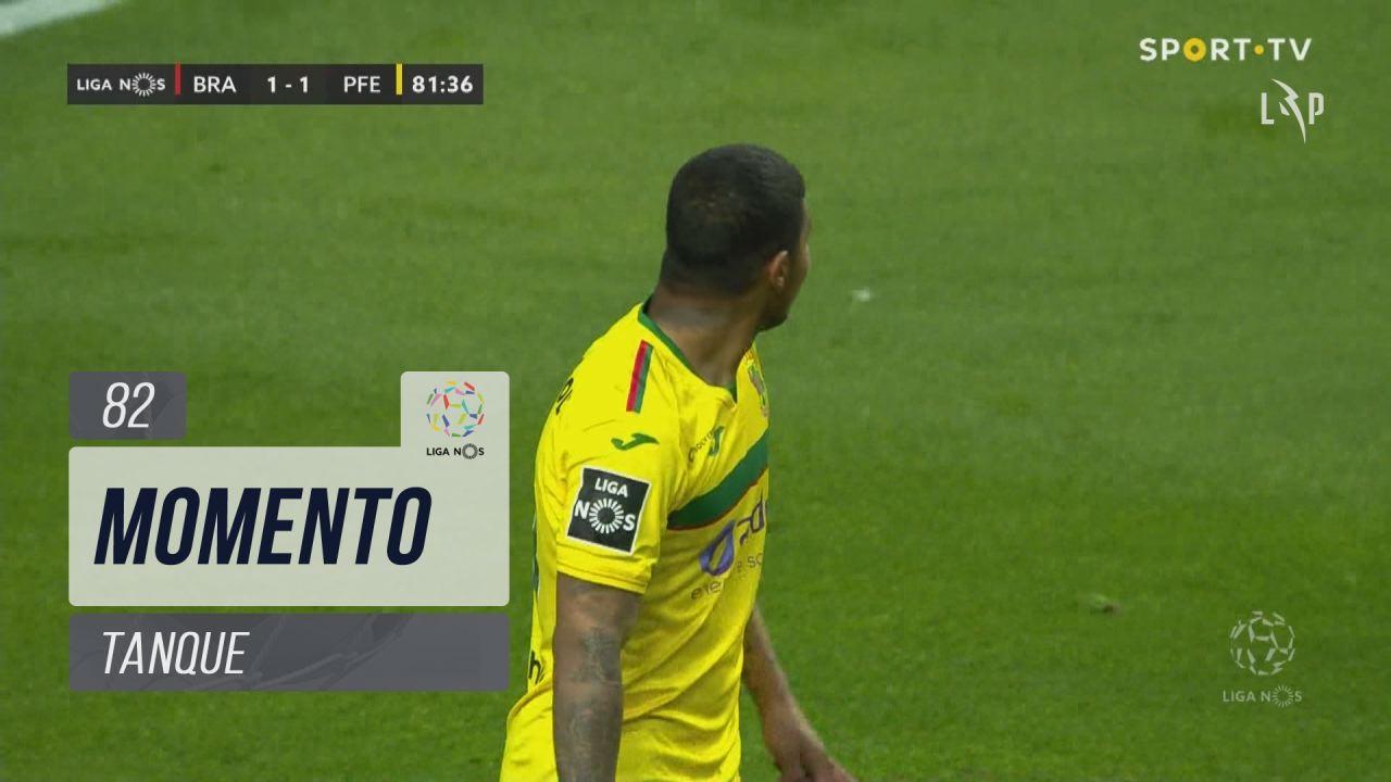 FC P.Ferreira, Jogada, Tanque aos 82'
