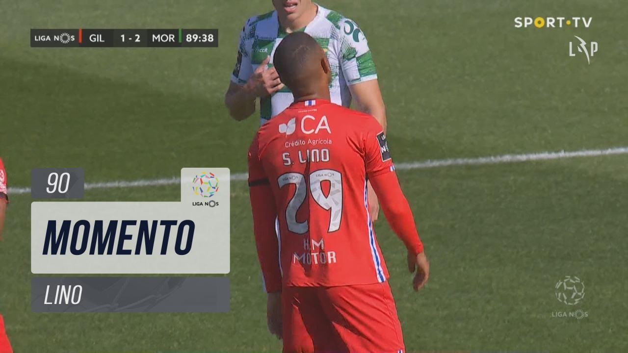 Gil Vicente FC, Jogada, Lino aos 90'