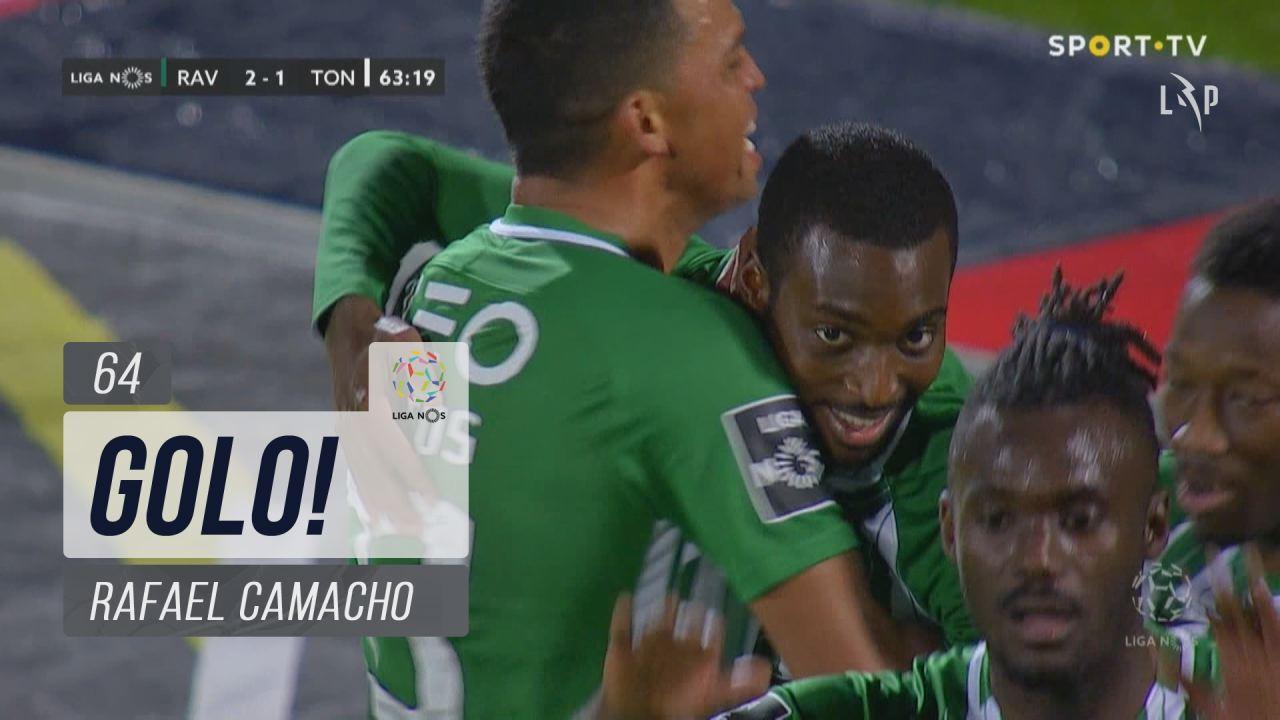 GOLO! Rio Ave FC, Rafael Camacho aos 64', Rio Ave FC 2-1 CD Tondela