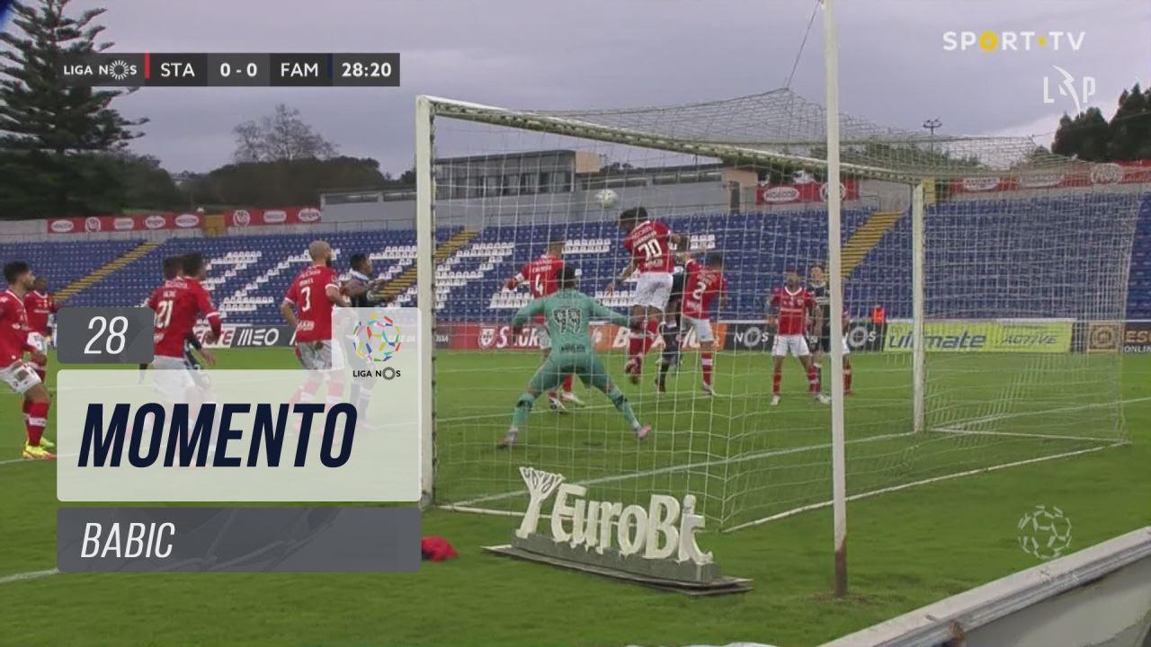 FC Famalicão, Jogada, Babic aos 28'