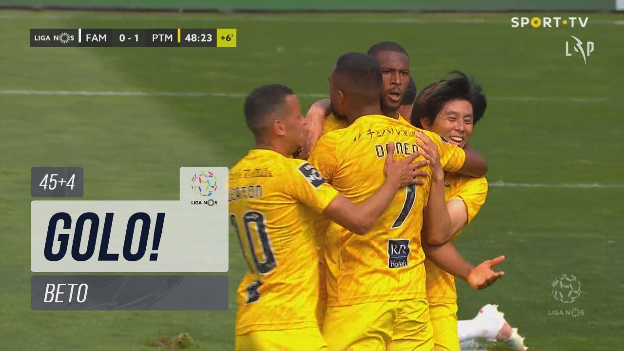 GOLO! Portimonense, Beto aos 45'+4', FC Famalicão 0-1 Portimonense