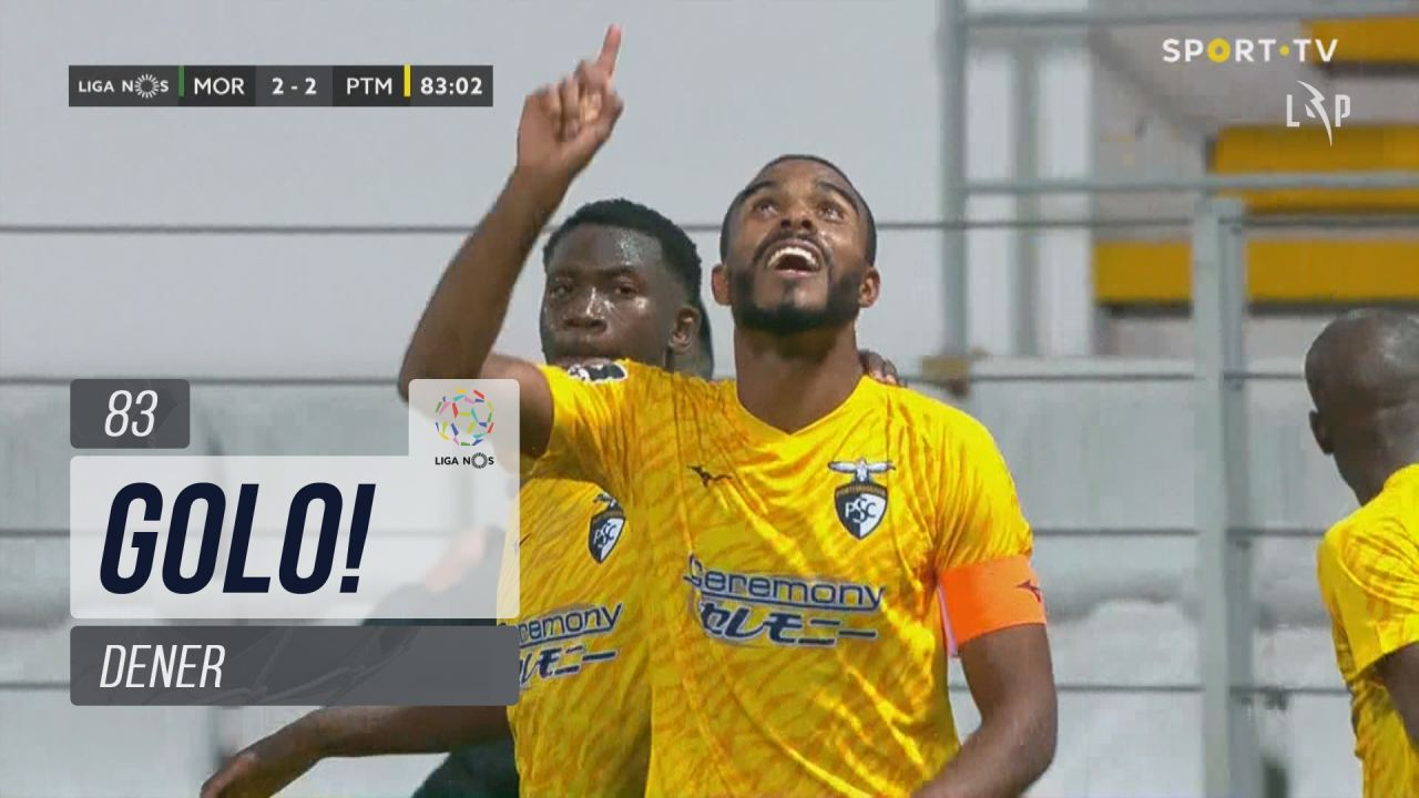 GOLO! Portimonense, Dener aos 83', Moreirense FC 2-2 Portimonense