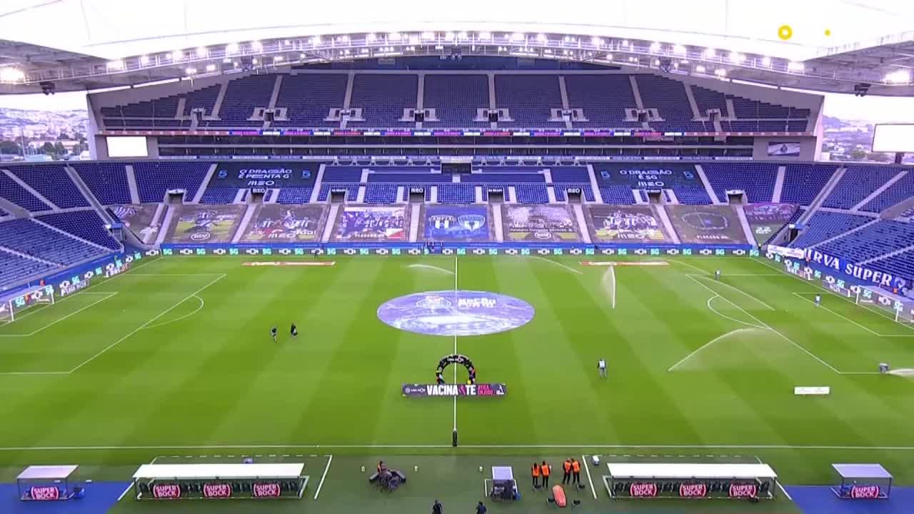 FC Porto x SC Farense: Confere aqui a constituição das equipas!