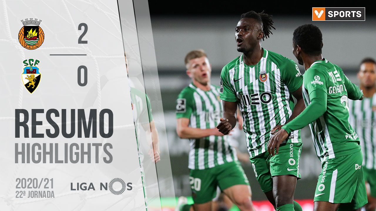 Liga NOS (22ªJ): Resumo Rio Ave FC 2-0 SC Farense
