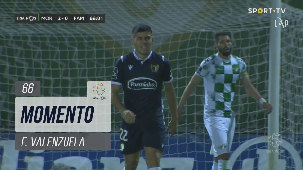 FC Famalicão, Jogada, F. Valenzuela aos 66'
