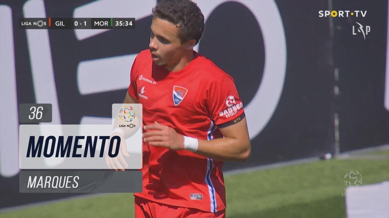 Gil Vicente FC, Jogada, Marques aos 36'