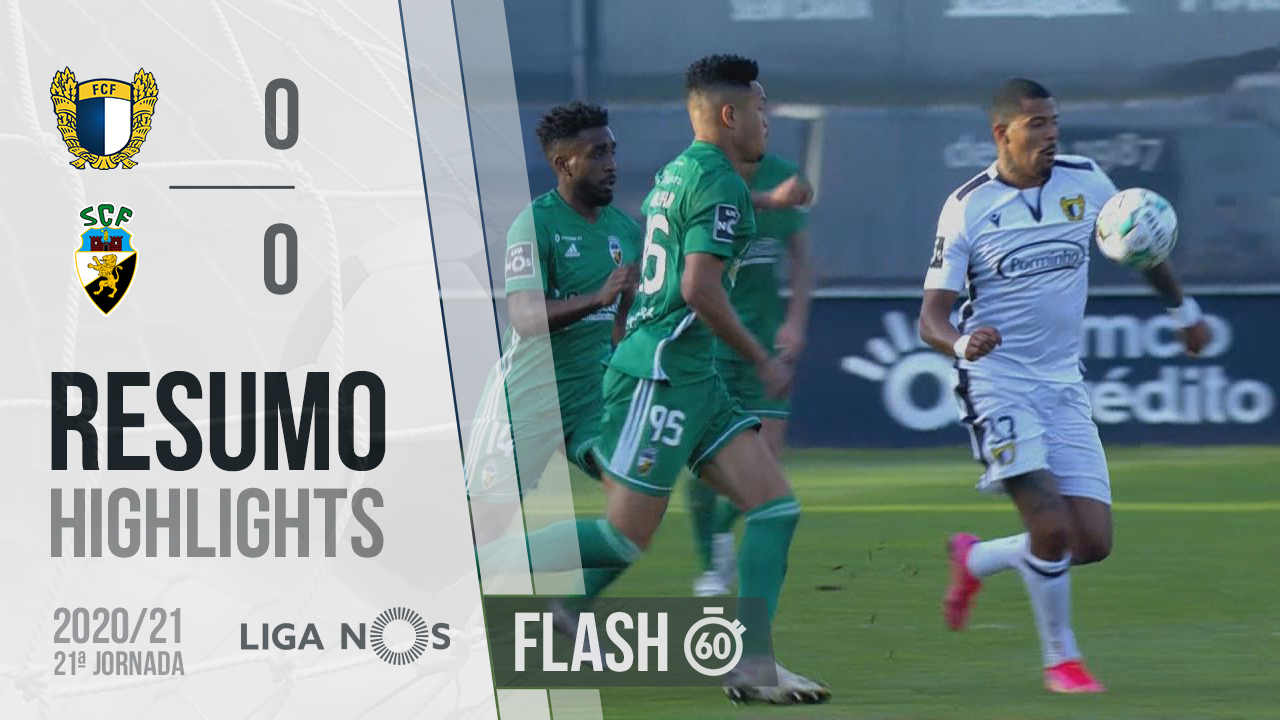 I Liga (21ªJ): Resumo Flash FC Famalicão 0-0 SC Farense