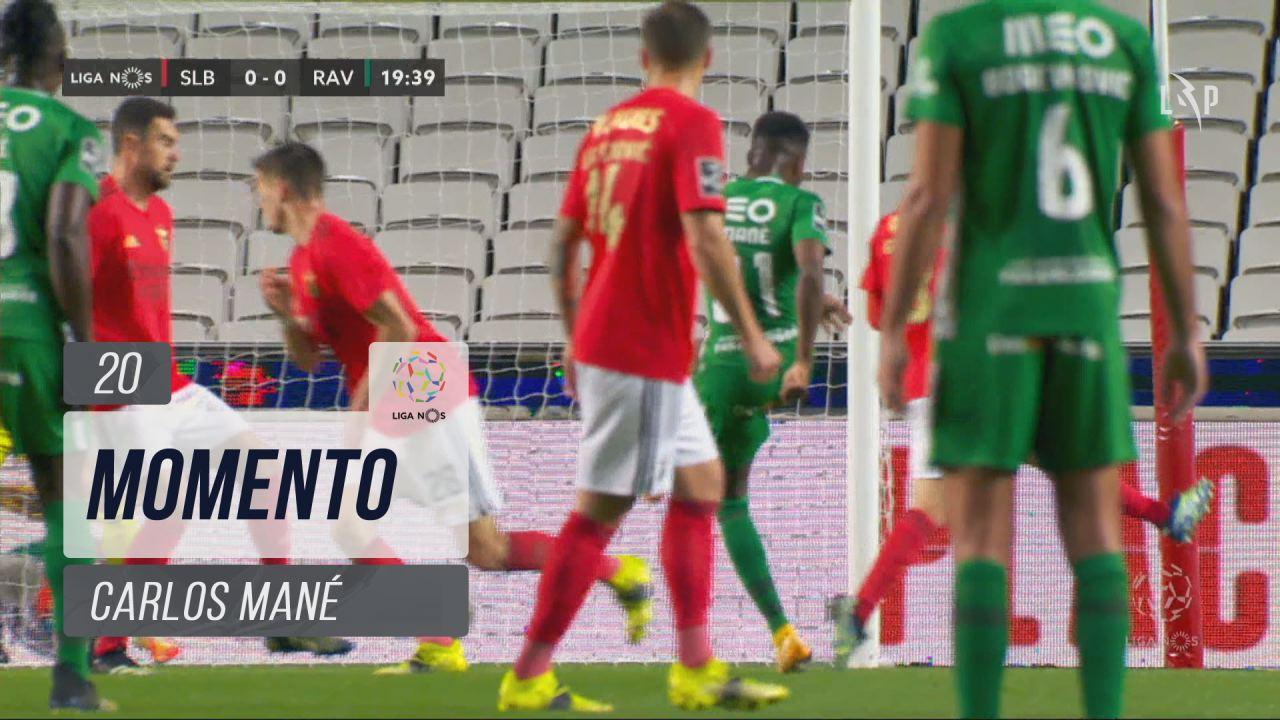 Rio Ave FC, Jogada, Carlos Mané aos 20'