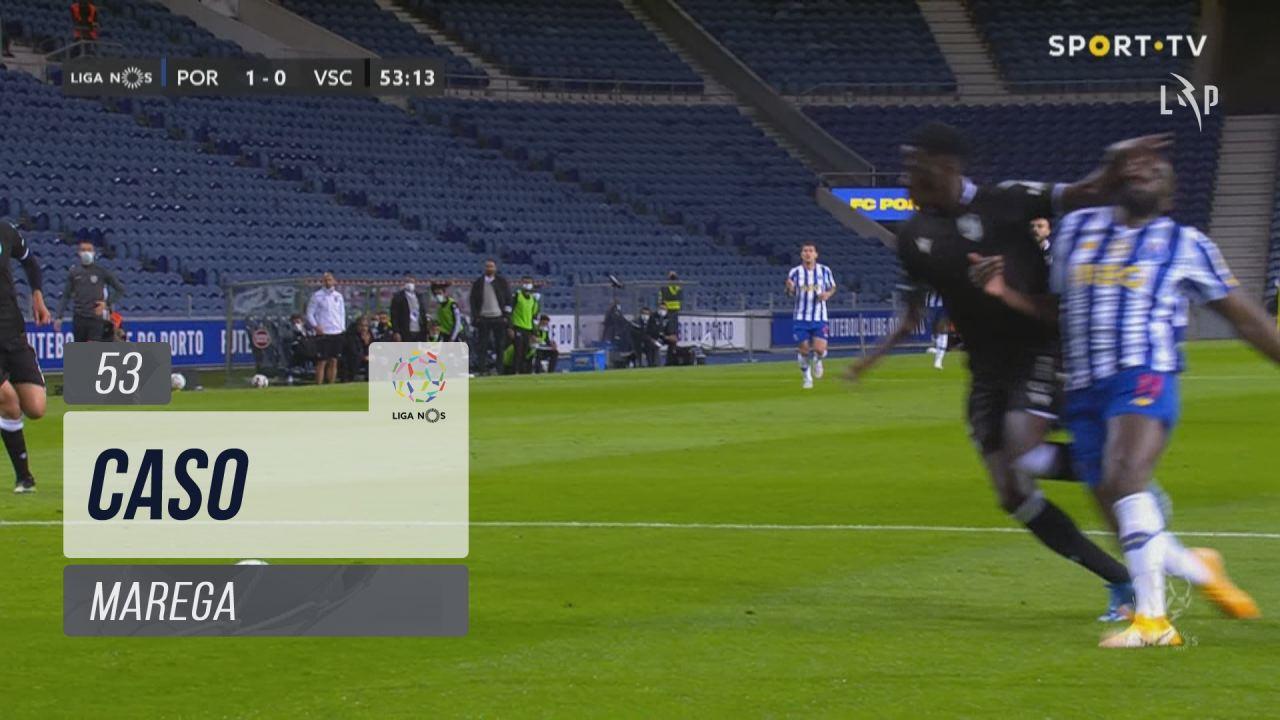 FC Porto, Caso, Marega aos 53'