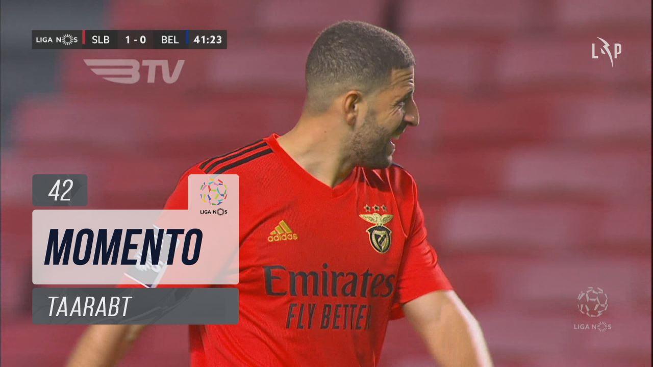 SL Benfica, Jogada, Taarabt aos 42'