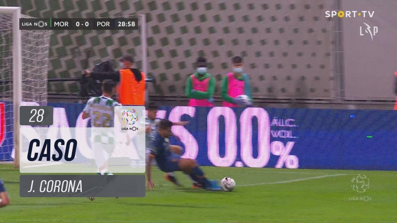 FC Porto, Caso, J. Corona aos 28'
