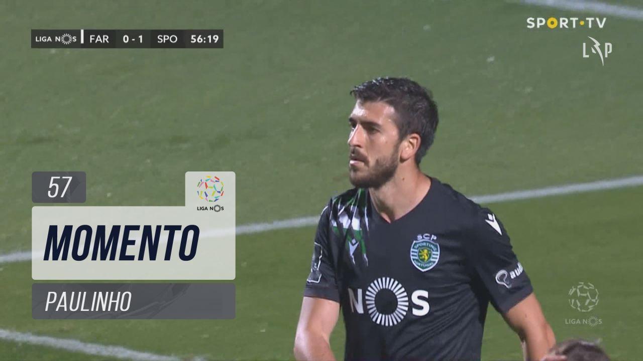 Sporting CP, Jogada, Paulinho aos 57'