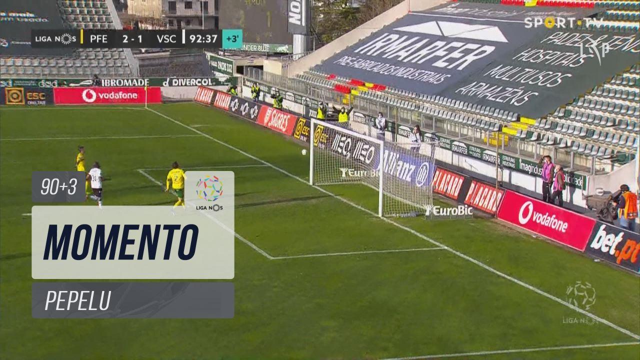 Vitória SC, Jogada, Pepelu aos 90'+3'