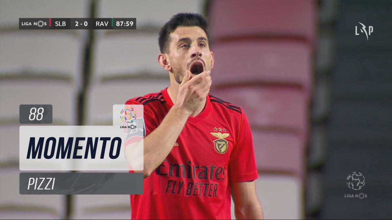 SL Benfica, Jogada, Pizzi aos 88'
