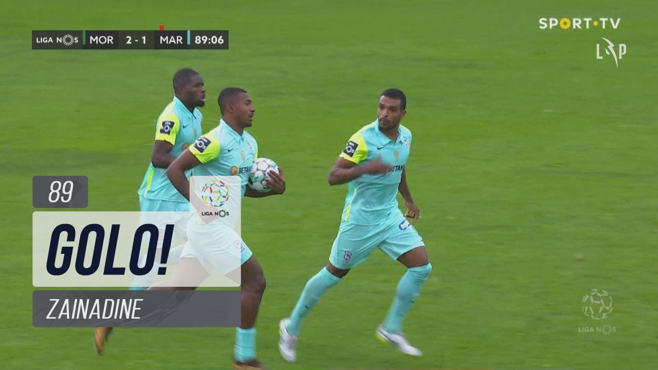 GOLO! Marítimo M., Zainadine aos 89', Moreirense FC 2-1 Marítimo M.