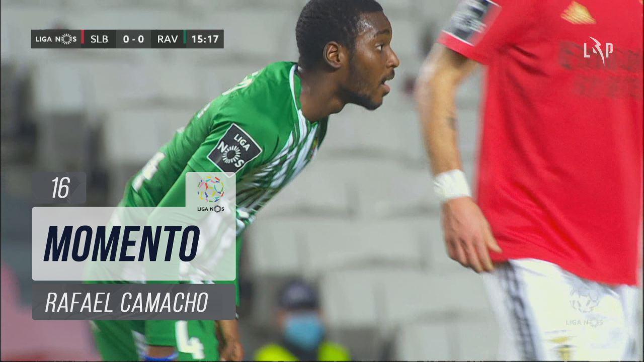 Rio Ave FC, Jogada, Rafael Camacho aos 16'