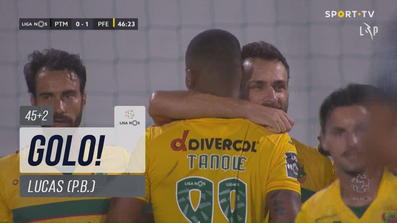 GOLO! FC P.Ferreira, Lucas (p.b.) aos 45'+2', Portimonense 0-1 FC P.Ferreira