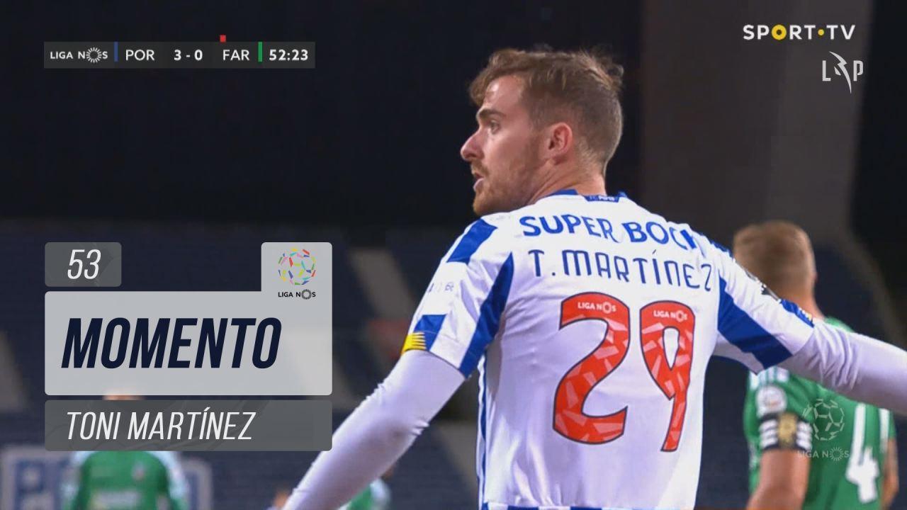 FC Porto, Jogada, Toni Martínez aos 53'