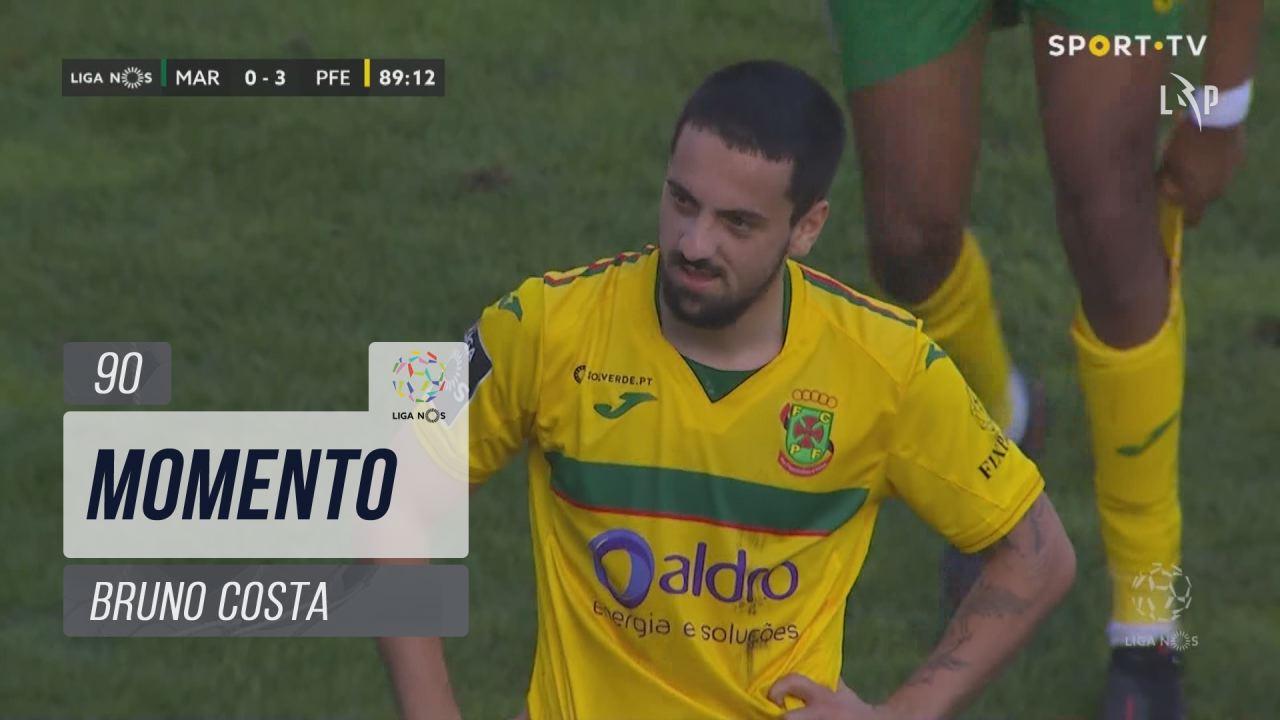FC P.Ferreira, Jogada, Bruno Costa aos 90'