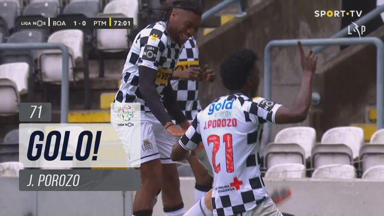 GOLO! Boavista FC, J. Porozo aos 71', Boavista FC 1-0 Portimonense