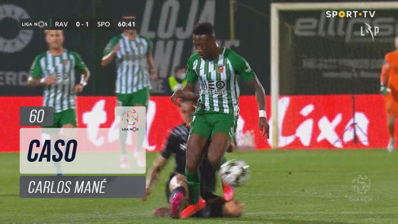 Rio Ave FC, Caso, Carlos Mané aos 60'
