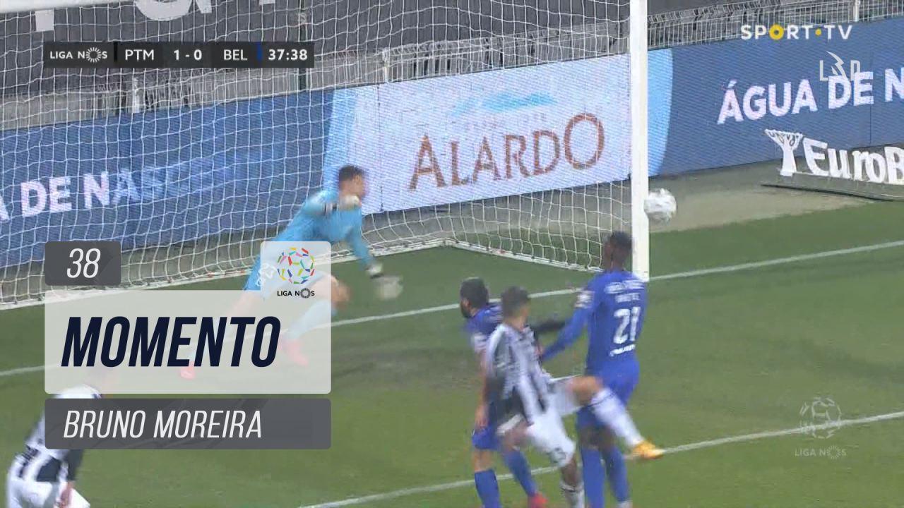 Portimonense, Jogada, Bruno Moreira aos 38'