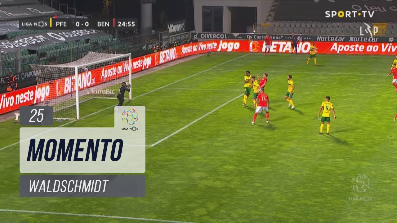 SL Benfica, Jogada, Waldschmidt aos 25'