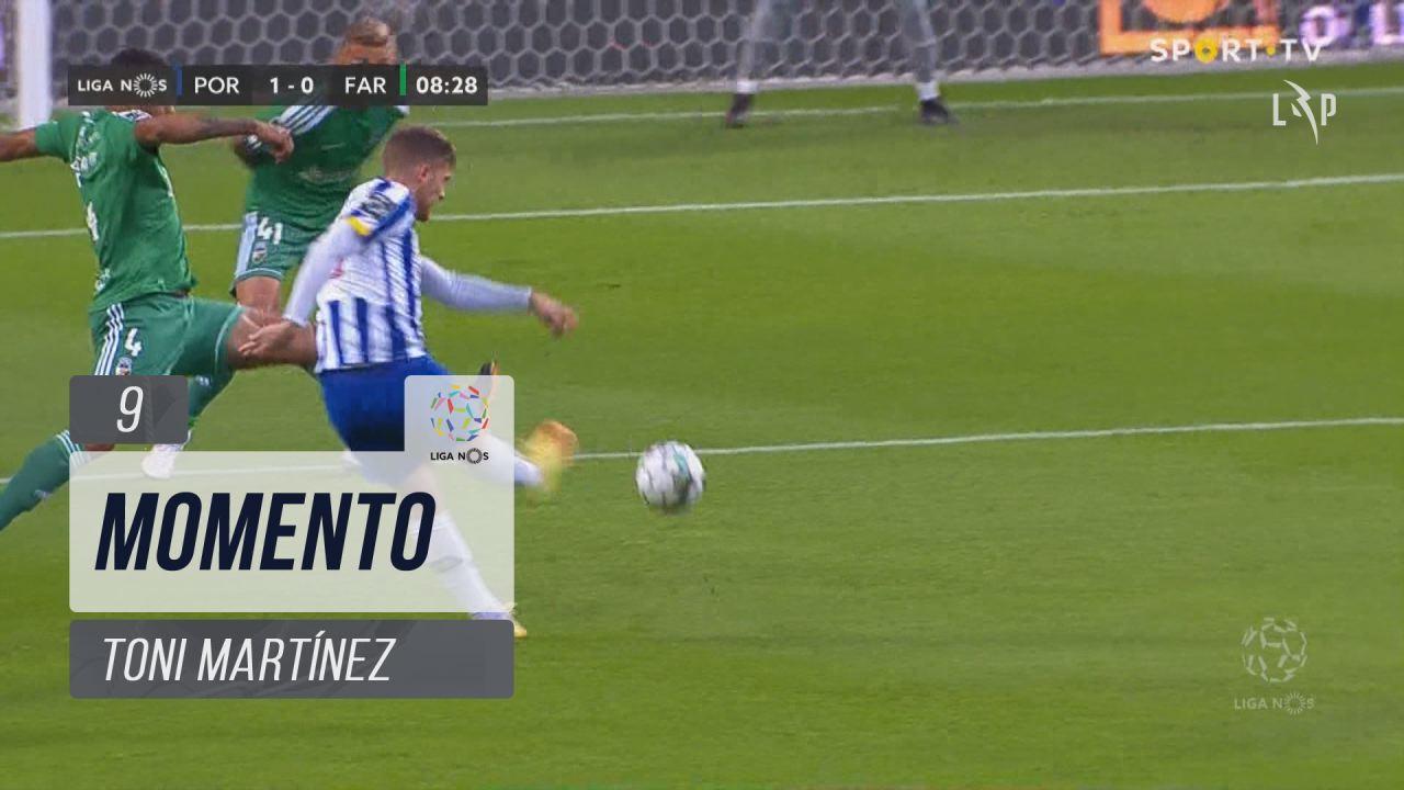 FC Porto, Jogada, Toni Martínez aos 9'
