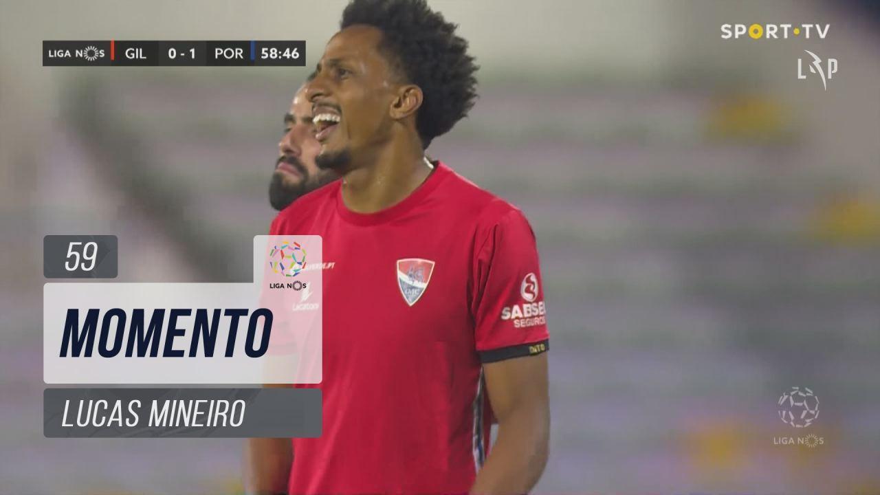 Gil Vicente FC, Jogada, Lucas Mineiro aos 59'