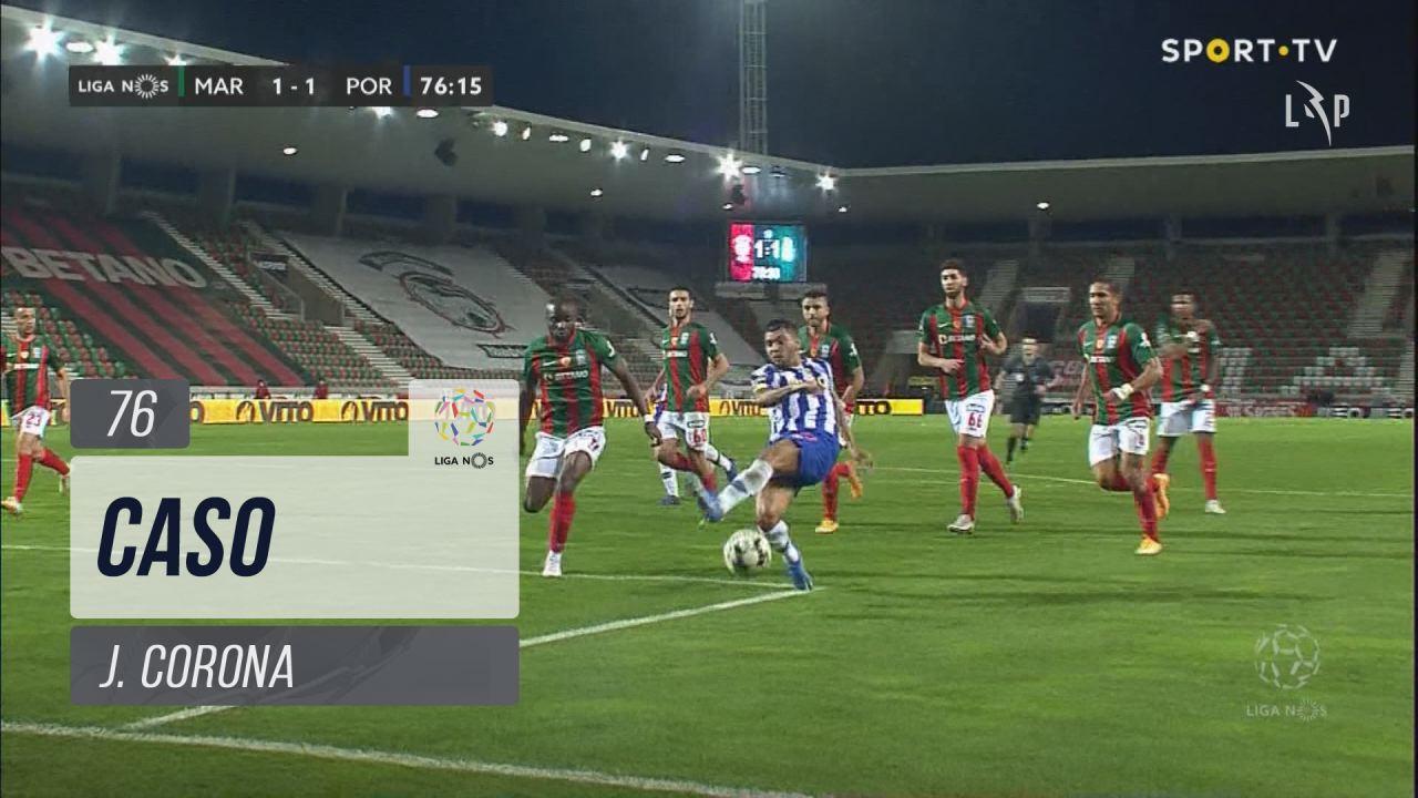 FC Porto, Caso, J. Corona aos 76'