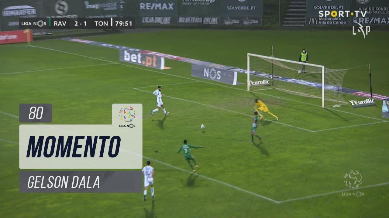 Rio Ave FC, Jogada, Gelson Dala aos 80'