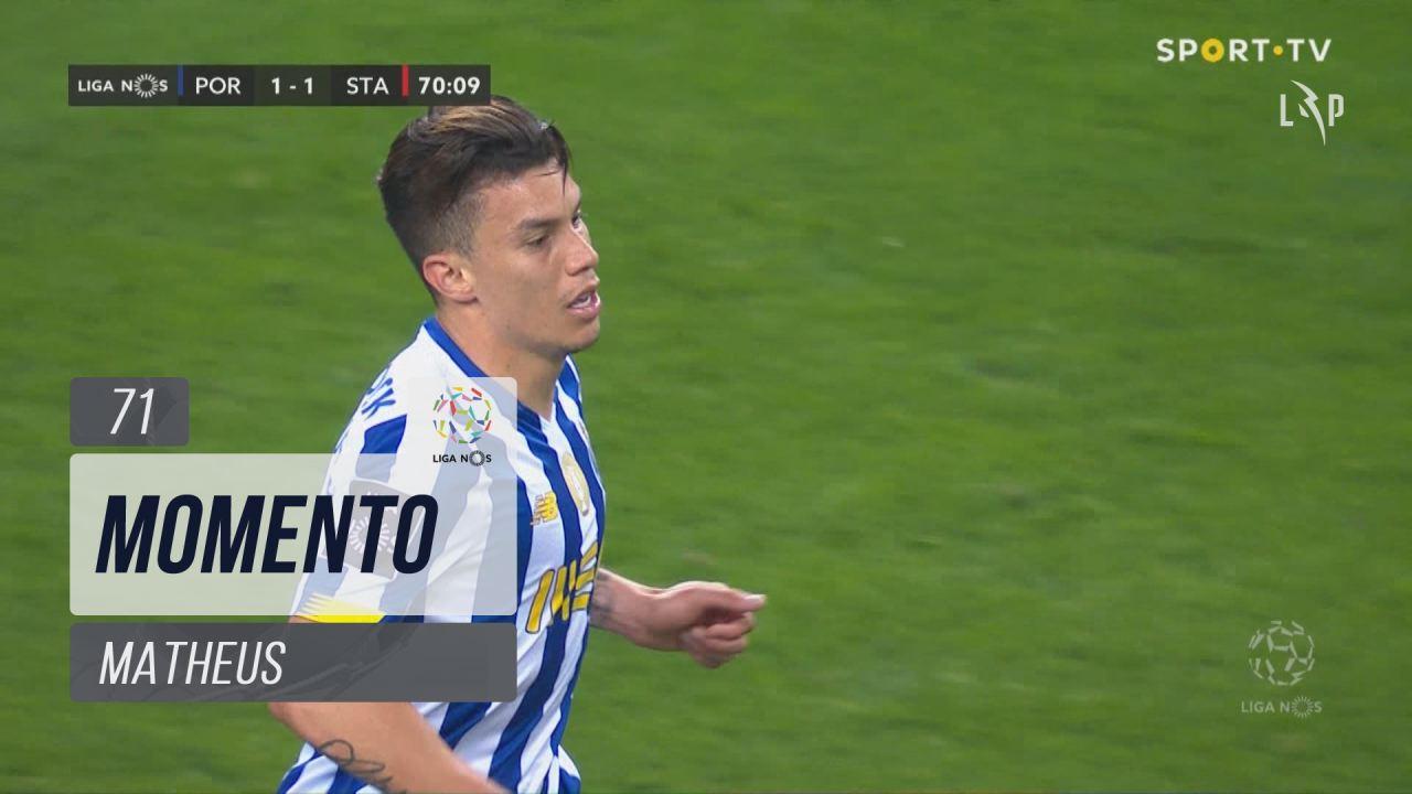 FC Porto, Jogada, Matheus aos 71'