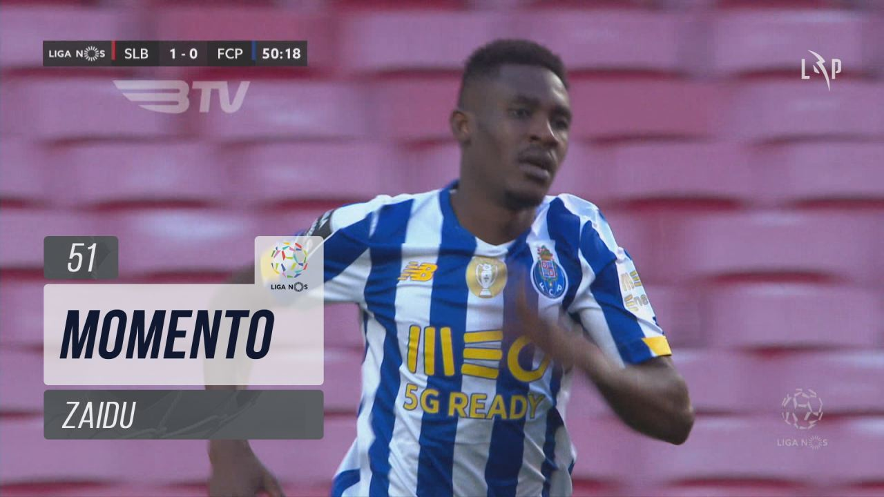 FC Porto, Jogada, Zaidu aos 51'