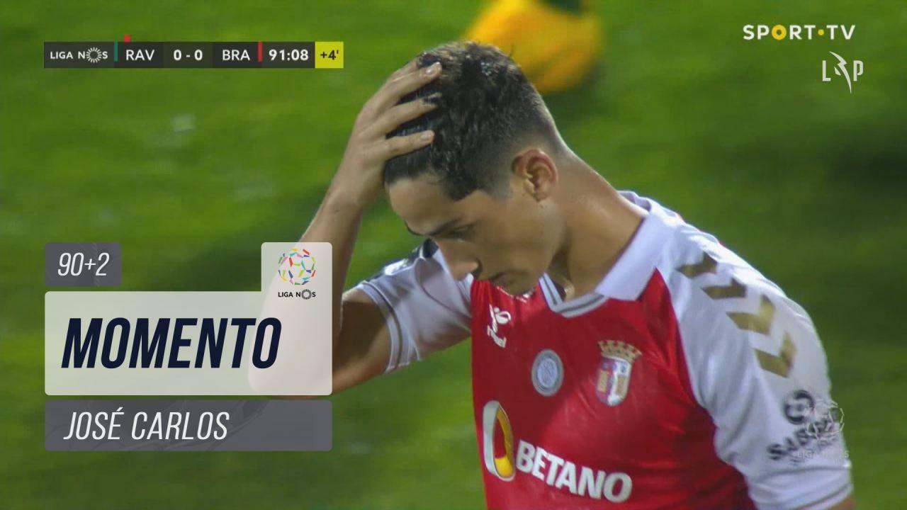 SC Braga, Jogada, José Carlos aos 90'+2'
