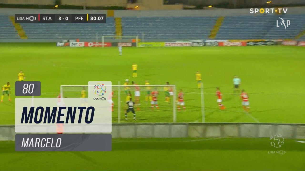 FC P.Ferreira, Jogada, Marcelo aos 80'