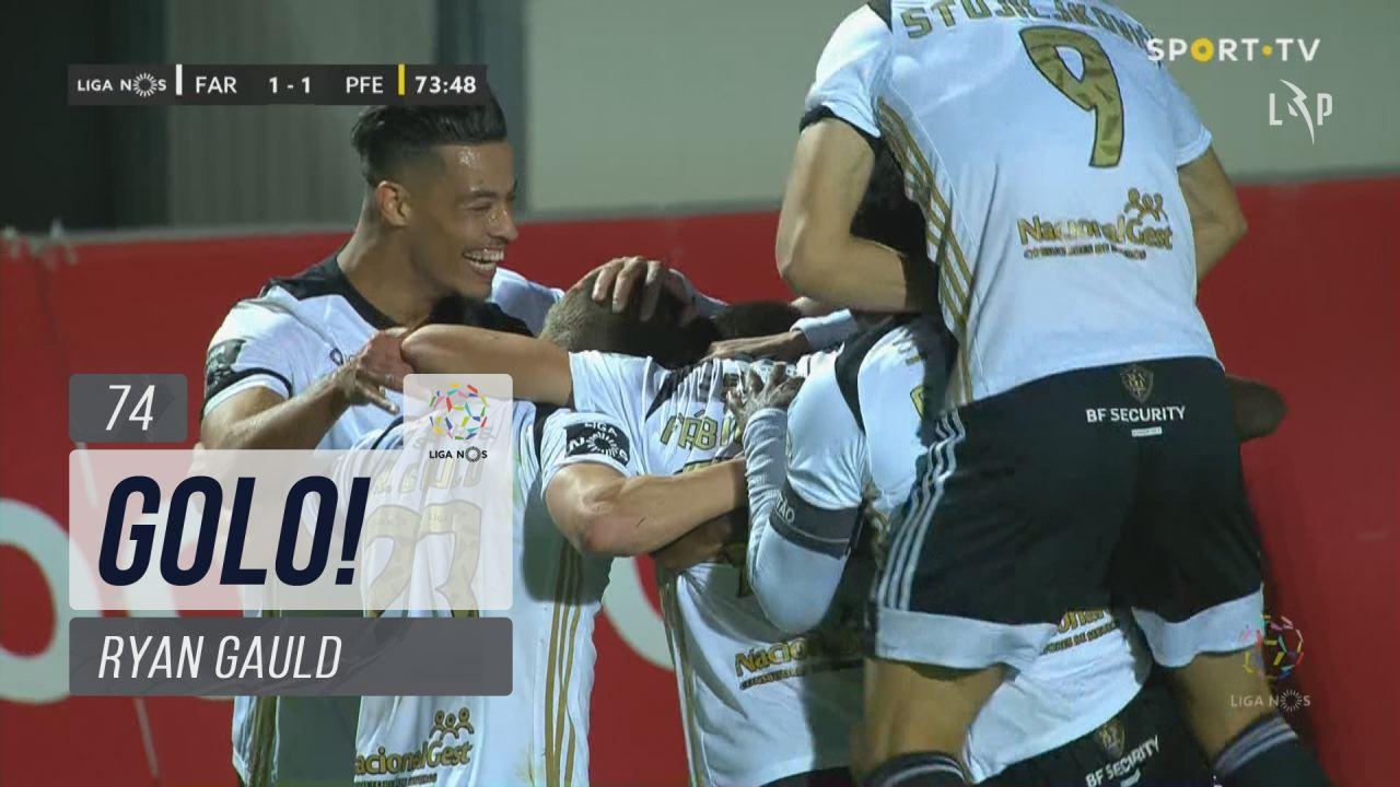 GOLO! SC Farense, Ryan Gauld aos 74', SC Farense 1-1 FC P.Ferreira