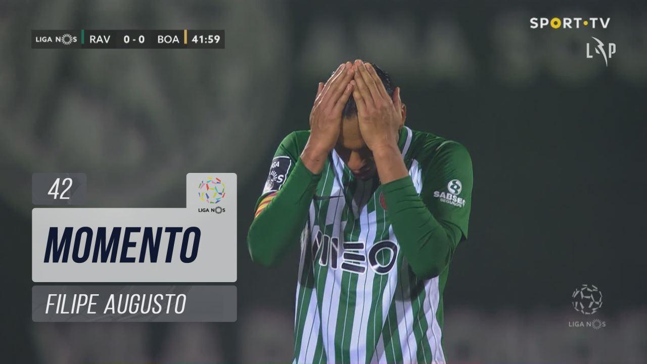 Rio Ave FC, Jogada, Filipe Augusto aos 42'