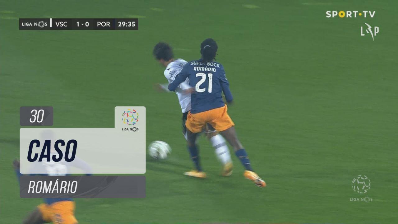 FC Porto, Caso, Romário aos 30'
