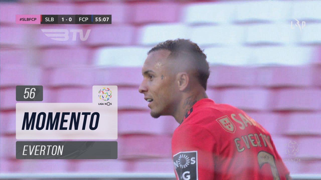SL Benfica, Jogada, Everton aos 56'